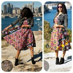 Bangili Jangili, East African Wrap Skirt is very versatile & is the perfect staple in any wardrobe.