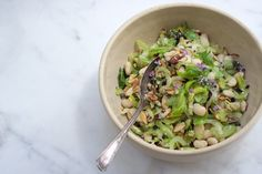 Parmesan Celery Salad Recipe   101 Cookbooks