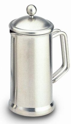 Yate Supplies - Product List - Cafe Stal 18/10 Cafetieres - Cafetiere 12 Cup Satin Stal Product List, Satin, Coffee Maker, Kitchen Appliances, Products, Coffee Maker Machine, Diy Kitchen Appliances, Coffee Percolator, Home Appliances