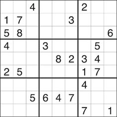 You'll have a funtastic time with our great selection of free printable puzzles and online puzzles and games: Sudoku, Word Search, The Daily Crossword, Mahjongg Dimensions and many more. Free Printable Puzzles, Sudoku Puzzles, Education, Games, Gaming, Teaching, Toys, Onderwijs, Learning