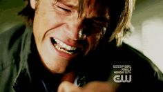 8. That time Sam had to watch helplessly as Dean was ripped apart by a hellhound.