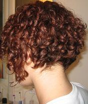 So excited to see the curly bob as a recommended style this year! Yay! :)