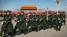 The number of Chinese government spies in the U.S. has spiked in the last several months and is now in the double digits.