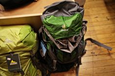 Women's Backpack Info... for when I decide to go backpacking