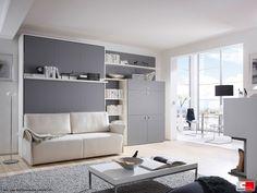 Kleine Räume Einrichten Leicht Gemacht Mit Einem Schrankbett!
