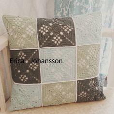 kudde victorian lattice square