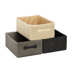 Are bins your thing? Check out our Havana Storage Bins! | $14.99