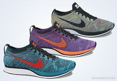 Nike Flyknit Racer Upcoming Multi Color Releases Nike Free Runs 22cf73d264bd