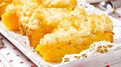 Lussefika med ljuvlig saffranskaka toppad med ett täcke av kokostosca. Lättbakat och saftigt gott!