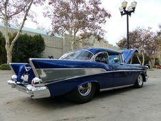 1957 Chevy 'Pro Street'