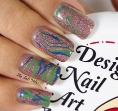 Musings of the Wife of a Jedi: Designer Nail Art System Review