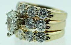 Custom Creation at Tuckers Fine Jewelry - http://www.tuckersfinejewelry.com