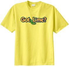 Big Mens Got Lime Graphic T-Shirt
