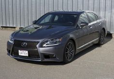 2013 Lexus LS 460 F-Sport review: Lexus' flagship gets an F-Sport makeover