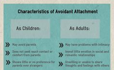 7 Things You Should Know About Attachment Styles: Avoidant Attachment