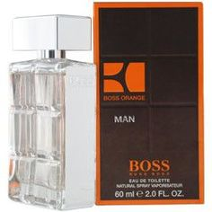 BOSS ORANGE MAN by Hugo Boss - EDT SPRAY 2 OZ