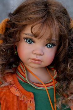 """Virginia""  Angela Sutter doll"