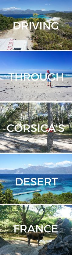 Looking for a unique and fun way to get to two of Corsica's most beautiful beaches? An Off-Roading tour of Corsica's Desert des Agriates with Saleccia Off Road is an amazing experience the whole family will enjoy! Corsica, France