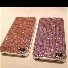 Swarovski iPhone cases<3