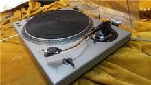 Technics SL150 Direct Drive Turntable with SME IIIS and Glanz Cartridge, used, for sale, secondhand