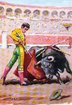 Me gusta mucho los toros pero asi mismo no deben ser maltratados.