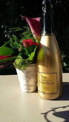 Champagne produce of France Gabriel Boutet Cumieres