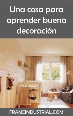 Una casa para aprender buena decoración #casa #para #aprender #buena #decoracion #estilo Curtains, Home Decor, Home, Decorations, Style, Homemade Home Decor, Interior Design, Home Interiors, Decoration Home