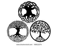 Celtic tree of life meaning style 46 trendy Ideas Tree Tattoo Men, Tree Tattoo Designs, Small Celtic Tattoos, Birch Tree Wallpaper Nursery, Tree Of Life Meaning, Simple Tree, Celtic Patterns, Celtic Designs, Celtic Tree Of Life