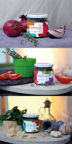 Warasula. Hand-made jams in Latvia. http://www.aldenchong.com/packaging-designs-2015/ #Packaging #Design