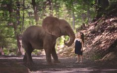 """Elephant shoes"". Child photography. Composite photography. Orange County NY Phitographer"