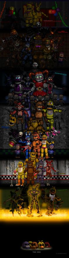 Five Nights at Freddy's by TF541Productions.deviantart.com on @DeviantArt