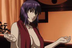 Ghost in the shell Manga Anime, Manga Art, Anime Art, Anime Ghost, Masamune Shirow, Motoko Kusanagi, Money Pictures, Retro, Cyberpunk Art