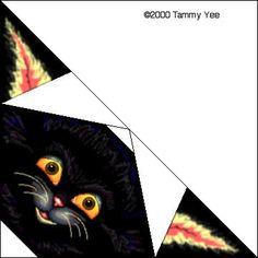 Black Cat Origami