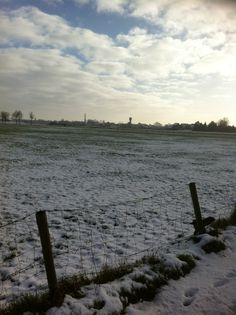 sneeuwlandschap Ulft