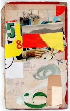 """dailyphotomontage: """"handmade collage, nov 2015 x in) """" Art Du Collage, Collage Drawing, Mixed Media Collage, Book Cover Page, Book Covers, David Carson Design, Ipad Art, Assemblage Art, Art For Kids"""