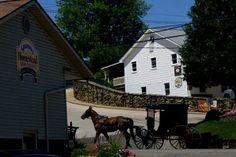 Charm, Ohio-Amish Community