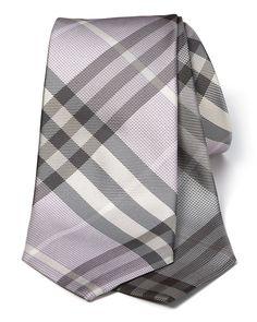 Burberry London - Basic Silk Tie