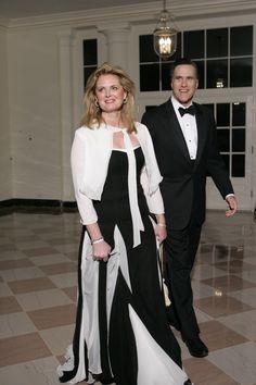 Ann Romney= Pure Class. Intelligence. Morals. Loyalty. True Beauty.