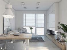 Salon styl Nowoczesny - zdjęcie od UTOO- pracownia architektury wnętrz i krajobrazu - Salon - Styl Nowoczesny - UTOO- pracownia architektury wnętrz i krajobrazu