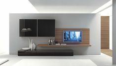 Soportes de pared para TV para decorar el salón