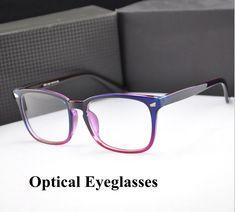 New Eyeglasses Men Women Suqare Brand Designer Eyewear Eyeglasses Frame  Optical Computer Eye Glasses Frame oculos ae577ff48e