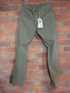 Kuyichi Chino Organic Cotton RRP £110 now only £39.99 world wide postage available