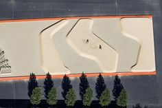 graphandcompass: Quartiersplatz Theresienhöhe, Munich (by Aerial Photography) Aerial Photography, Playground, Architecture, Nice, Day, Cityscapes, Children Playground, Arquitetura, Outdoor Playground