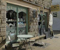 Cafe Village Green, Eyam, Peak District http://www.cafevillagegreen.com/index.html
