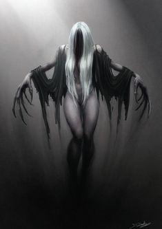 The Pale Witch by Daz18.deviantart.com on @deviantART