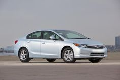 2012 Civic Natural Gas