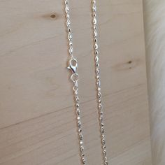 5a591d8e0b2 Shop Women s Silver size OS Necklaces at a discounted price at Poshmark.