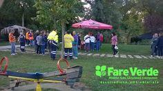 FARE VERDE ONLUS  Monte San Giovanni Campano (FR) -: Fontana Liri - Il  4 Ottobre 2015 Giornata Ecologi...