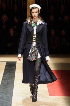 Prada Time Travels for Fall Winter 2016  f36d1ff62