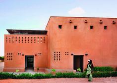 Galería de Niamey 2000 / united4design - 2